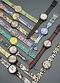 SWATCH Lot de 12 montres Collector 90