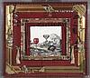 FRED NALL (NÉ EN 1948)  Composition au crâne et au verre de vin 1991, Fred Nall, Click for value
