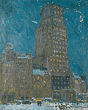 Fernand LANTOINE (1876/78-1955) Bruxelles