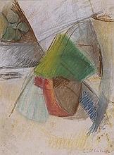 Emile Othon FRIESZ (1879-1949) Nature morte avec pot
