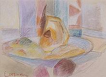 Emile Othon FRIESZ (1879-1949) Nature morte avec fruits