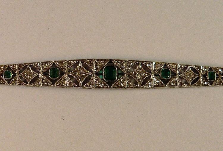 Bracelet en platine