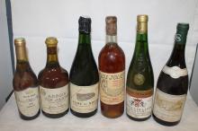 Ensemble de plusieurs bouteilles