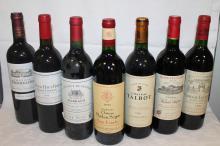 Ensemble de 10 bouteilles