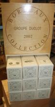 1 caisse DUCLOT Collection 2002 cb