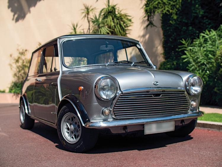 Innocenti mini cooper mk2 1969 for Garage mini monaco