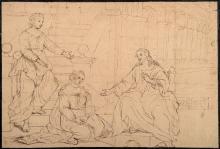 Attribué à Michel CORNEILLE II (1642- 1708)