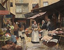 VICTOR GILBERT (1847-1933)