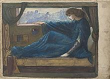 EDWARD BURNE-JONES (1833-1898)