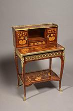Charles Topino (1742-1803) Bureau «Bonheur du jour»