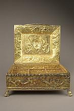 André REGNIER, PARIS, 1674 Rare boîte de toilette