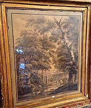Ecole française début XIXème siècle