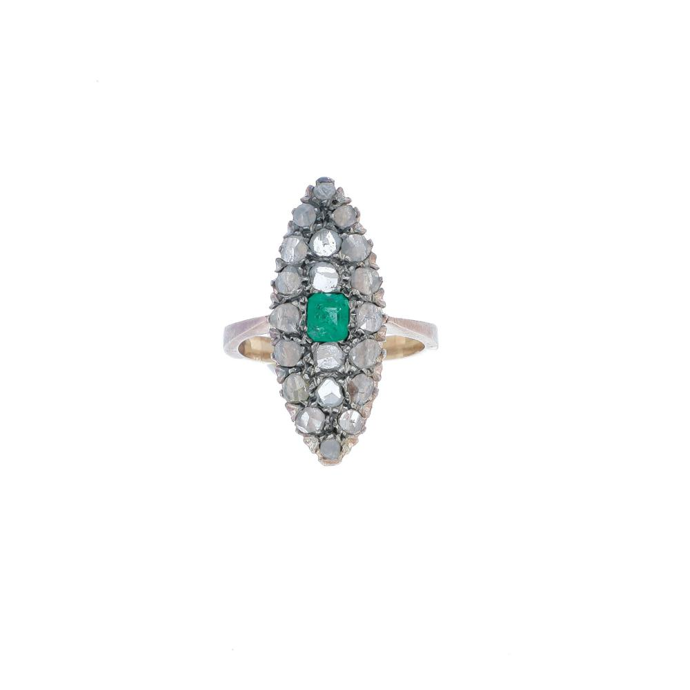 BAGUE MARQUISE