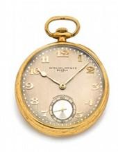PATEK PHILIPPE Belle montre de Poche
