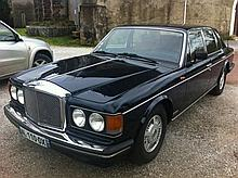 Bentley Eight 1990
