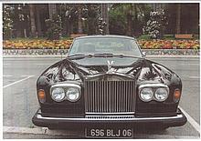 Rolls Royce Corniche Coupé 1976