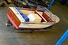 Chris-Craft Sea Skiff, 5,82 m