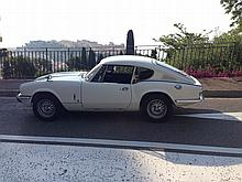 Triumph GT6 Mark III, 1973