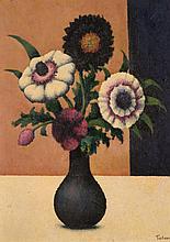 Felix Elie TOBEEN (1880-1938) Bouquet de
