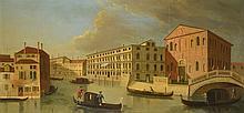École Vénitienne Circa 1800
