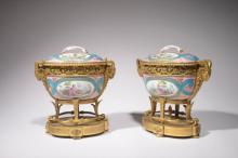 Dessins, Tableaux anciens et XIXème, Mobilier & Objets d'Art, Collection de Céramiques de Mr X.