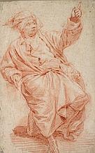 JEAN-BAPTISTE LEPRINCE (1734-1781),  Attribué à