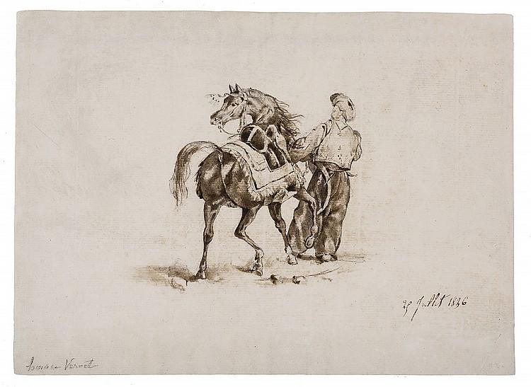 HORACE VERNET (1789-1863)
