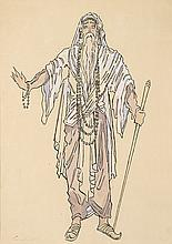 KOROVINE CONSTANTIN  ALEXIÉVITCH (1861-1939)