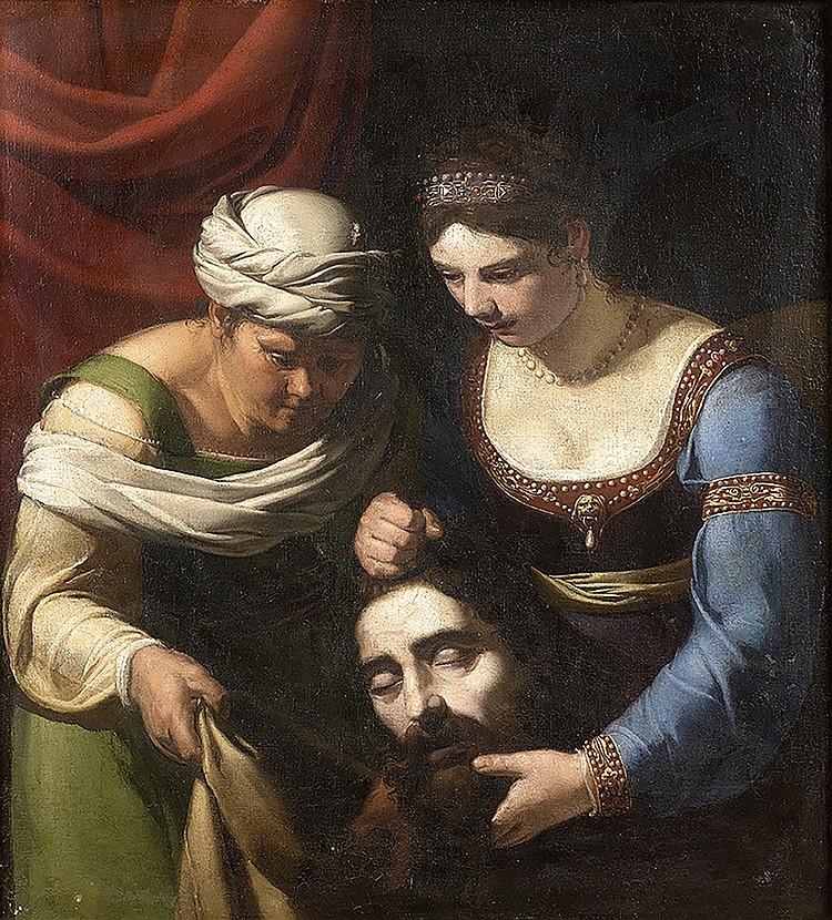 ÉCOLE ROMAINE VERS 1620