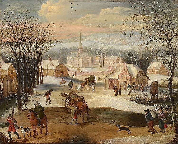 FRANS DE MOMPER (1603-1660)
