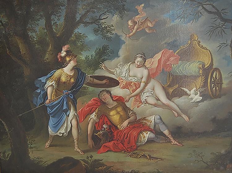 ÉCOLE ITALIENNE XVIIIe SIÈCLE