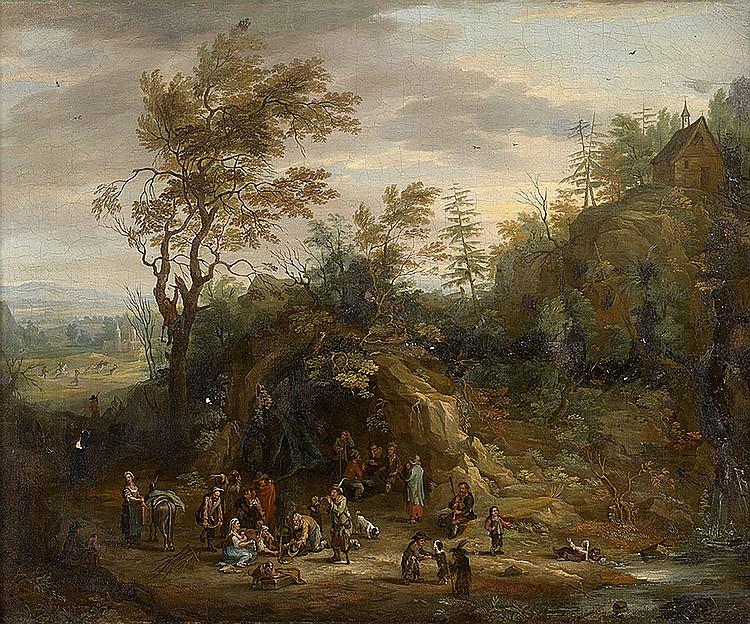 BALTHASAR BESCHEY (ANVERS 1708-1776)