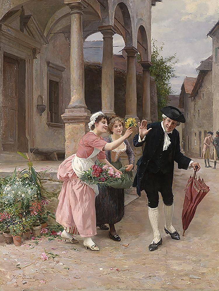 JULES GIRARDET (1856-1938)