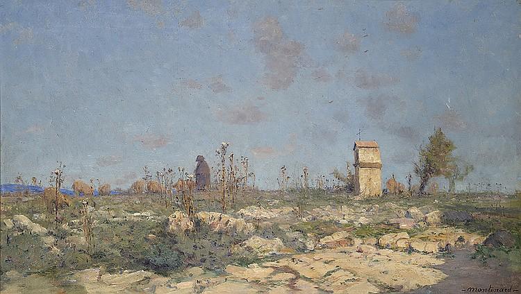 FRÉDÉRIC MONTENARD (1849-1926)
