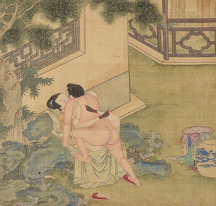 CHINE, XVIIe XVIIIe SIÈCLE