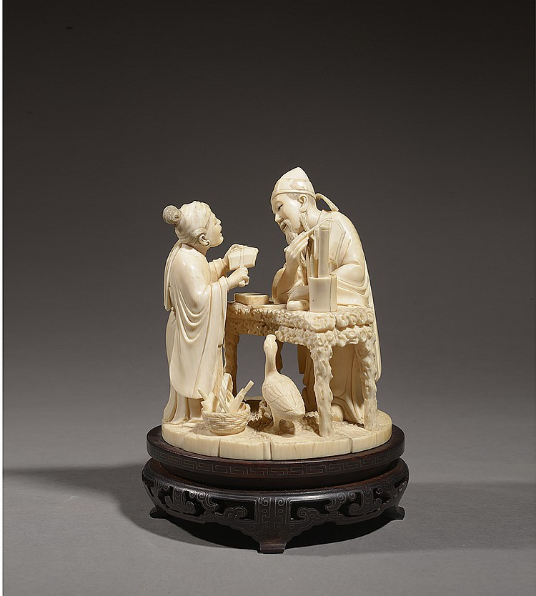 CHINE, ÉPOQUE XVIII - XIXe SIÈCLE