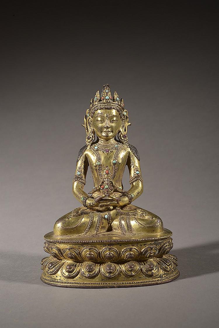 Tibet, époque XVe siècle