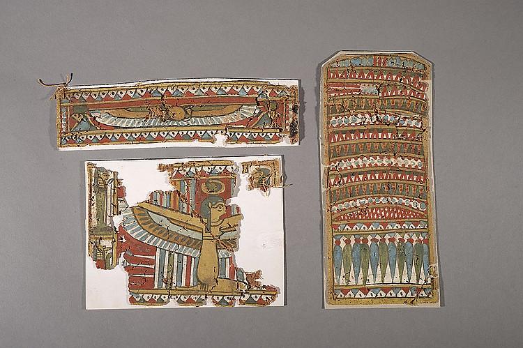 EGYPTE, ÉPOQUE PTOLÉMAÏQUE IIIe SIÈCLE AVANT J.-C