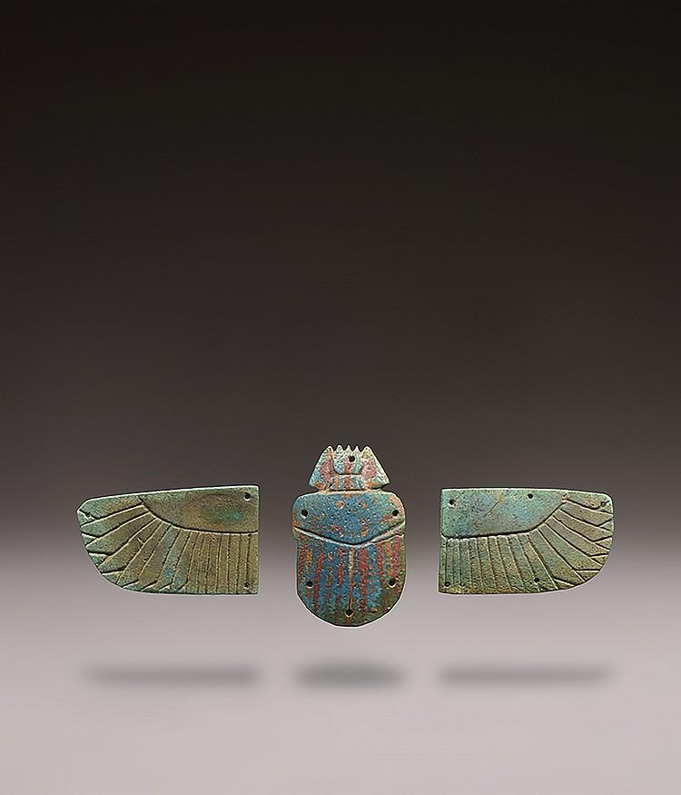 EGYPTE, ÉPOQUE PTOLÉMAÏQUE  (332-30 AVANT J.-C)