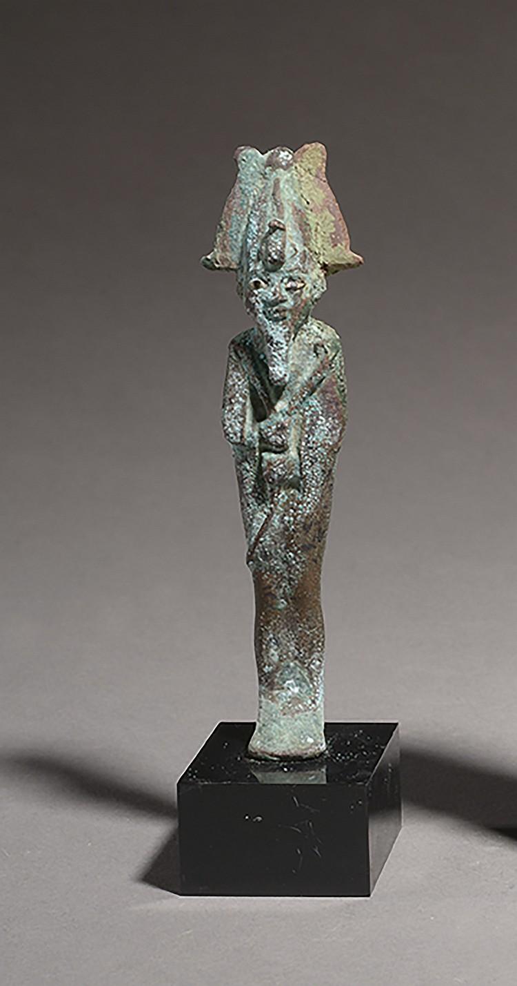 EGYPTE, BASSE-ÉPOQUE,  750-332 AVANT J.-C