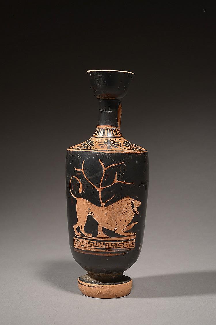 GRÈCE, ART ATTIQUE, 475 - 425 AVANT NOTRE ÈRE  Attribué au peintre de BOWDOIN