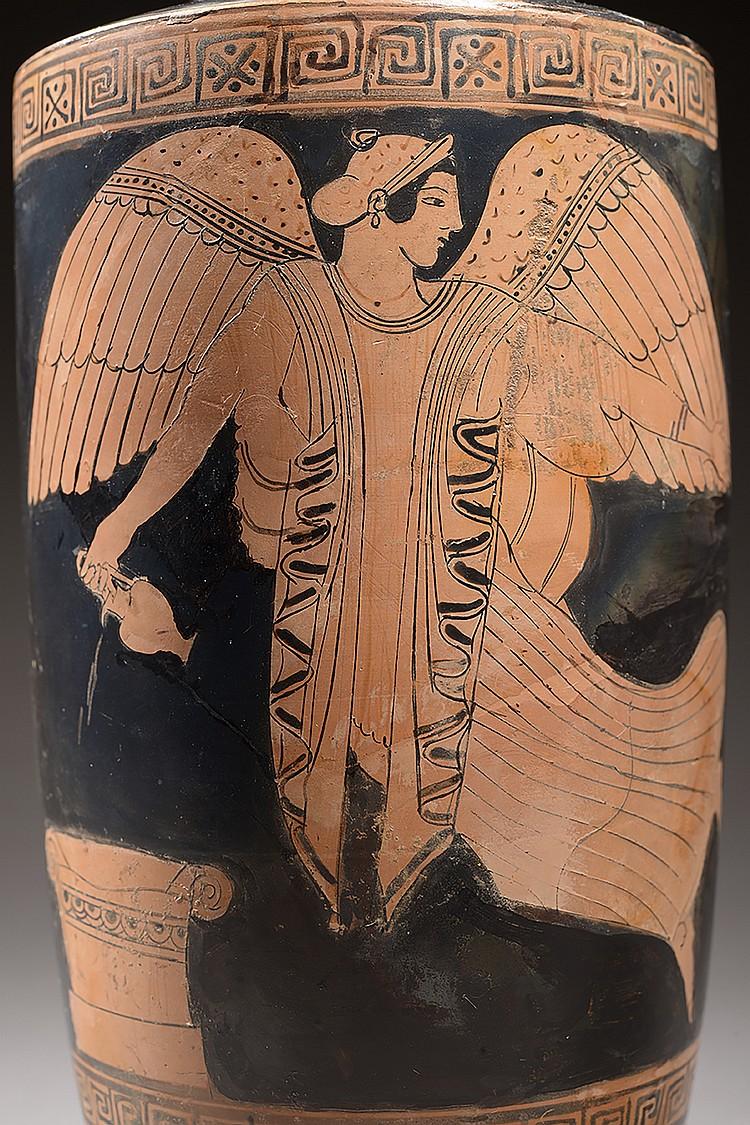 GRÈCE, ART ATTIQUE, 500-450 AVANT J.-C