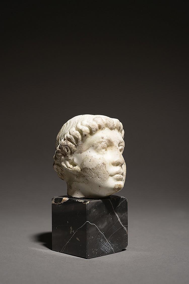 ART ROMAIN FIN IIIe - DÉBUT IVe SIÈCLE DE NOTRE ÈRE