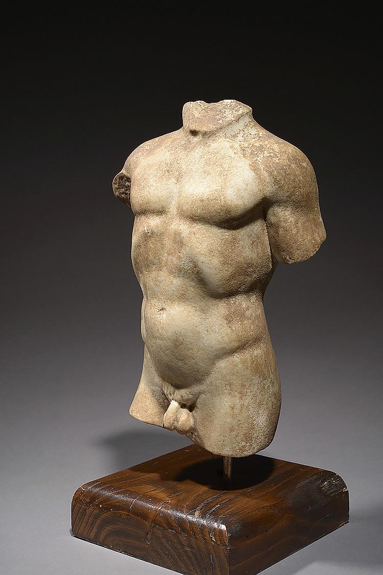 ART ROMAIN, Ier-IIe SIÈCLE APRÈS J.-C