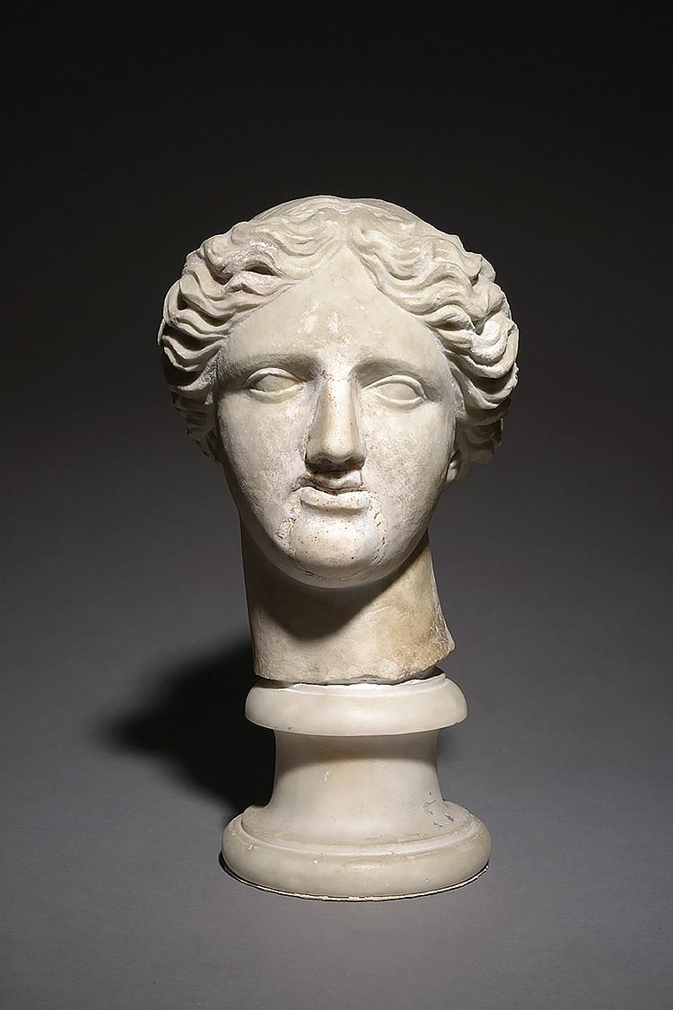 ART ROMAIN, IIe SIÈCLE