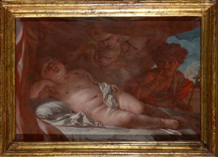 ÉCOLE NAPOLITAINE DU XVIIIe SIÈCLE