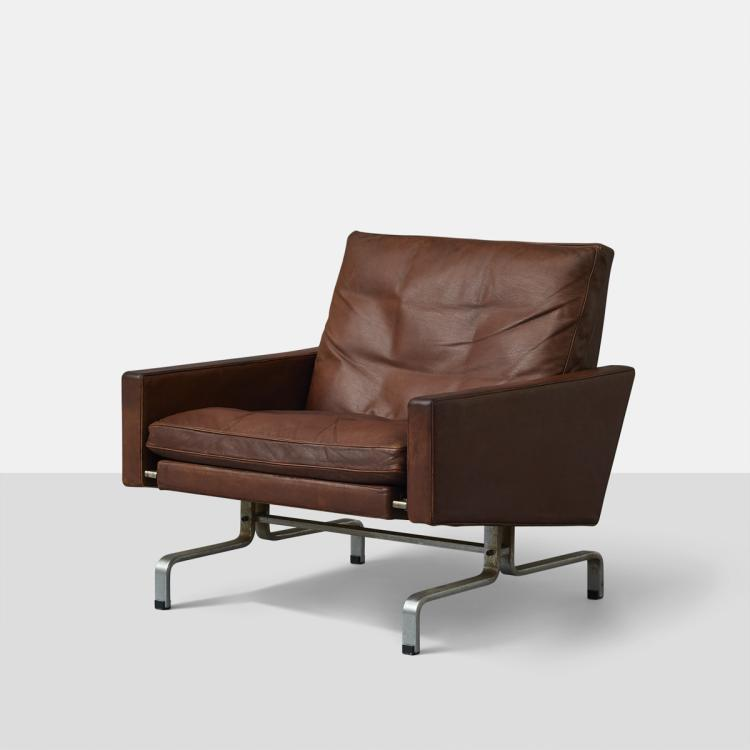 Poul Kjaerholm, PK31 Lounge Chair