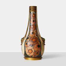 Luis August Dage, Stoneware Vase