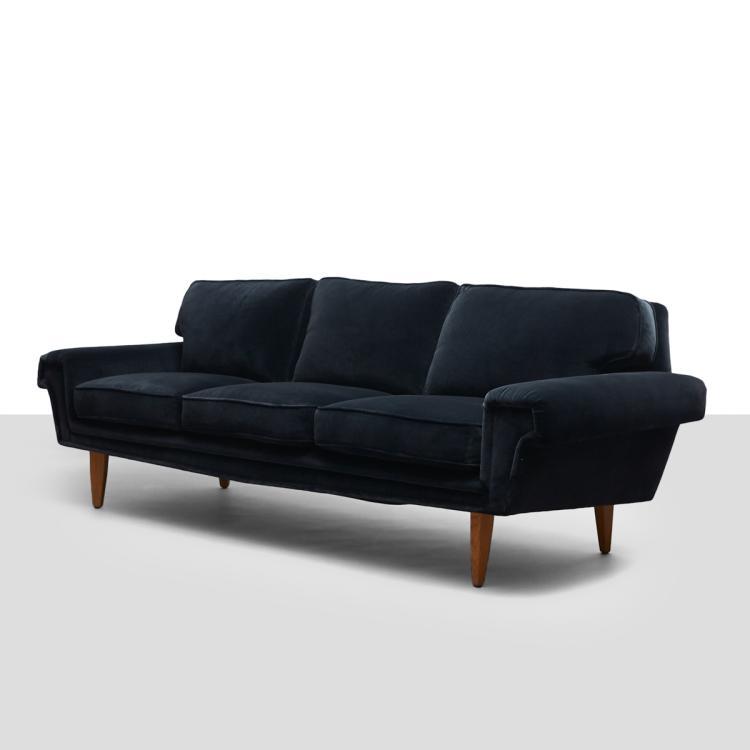 Swedish Design, Three Seat Sofa