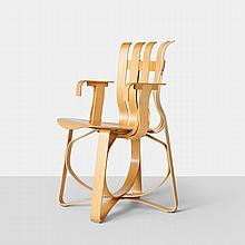 Frank Gehry, Lounge Chair for Knoll
